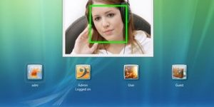 Windows 8, face recognition