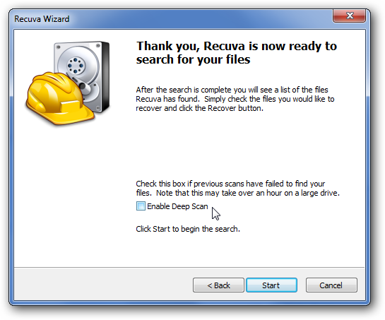How to Recover Photo, Picture, File You Deleted Accidentally