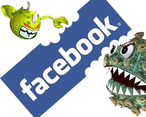 Facebook, phishing, scam