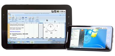 Androdi, Control PC, Wyse PocketCloud Pro