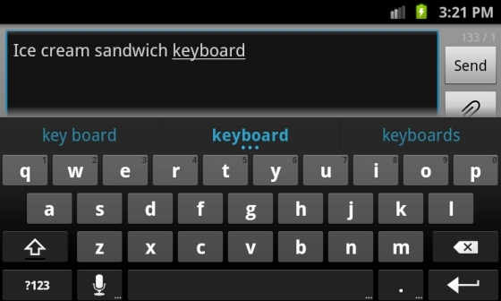 How to Install Ice Cream Sandwich Keyboard