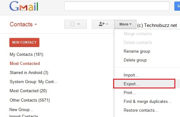 How to Find Contacts in Gmail: 13 Steps (with Pictures ...