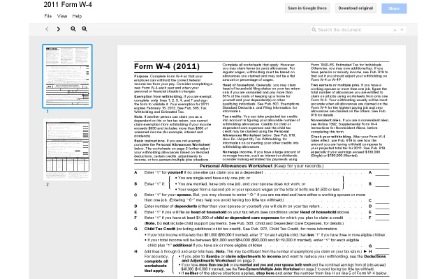 Docs PDF PowerPoint Viewer