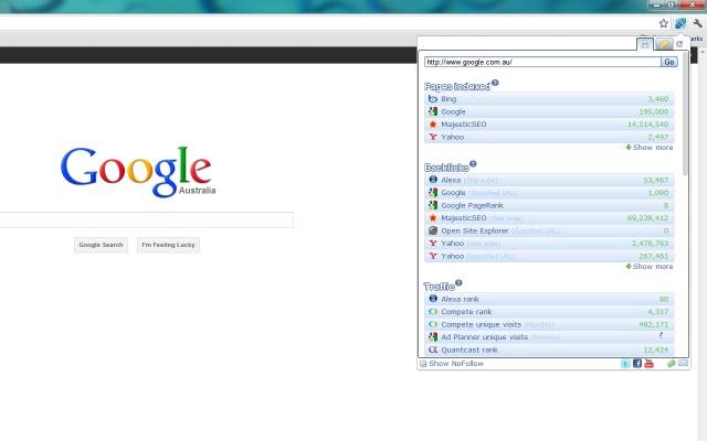 SEO for Chrome