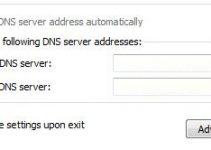 Open Blocked Facebook by DNS server