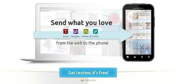 Textme SMS