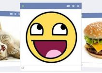 Add Images on Your Facebook Chat With Smileytime
