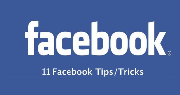 Facebook Tips Tricks
