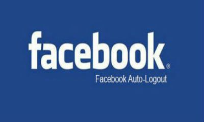 How to automatically log out of Facebook