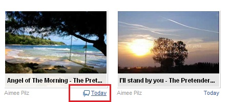 Facebook Comment Like Option