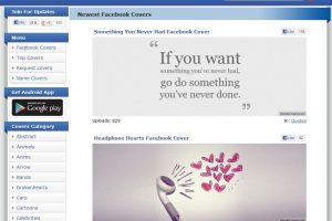 Trendy Facebook Covers