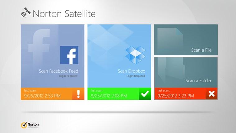 Norton Satellite