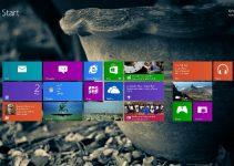 Windows 8 Start Screen Tile Customization