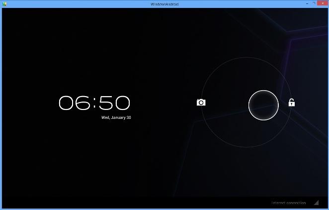 Unlock Lock Screen