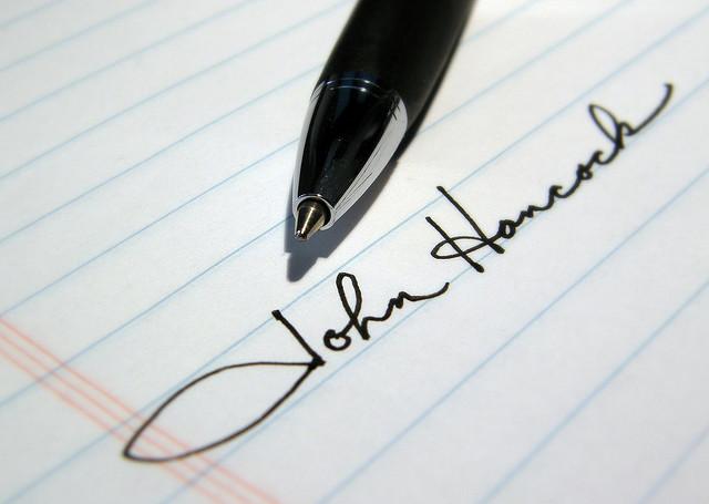 Add Email Signatures