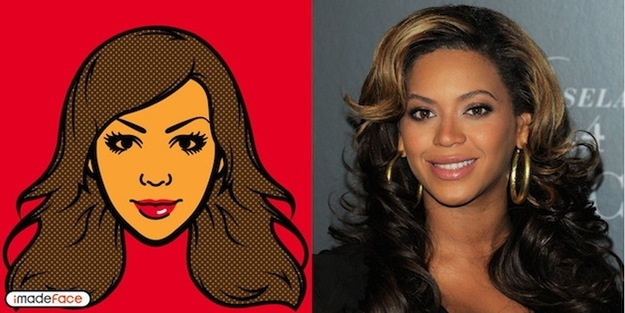 Beyoncé Cartoon