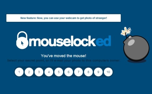 Mouselock Unlock