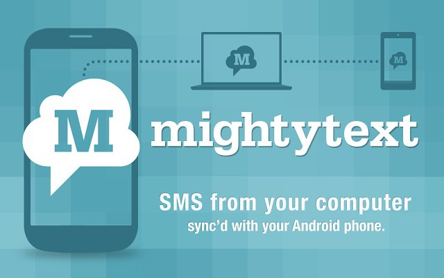 Send Recieve Android Phone Message from Chrome