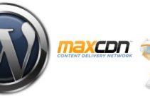 Setup MaxCDN with Wordpress
