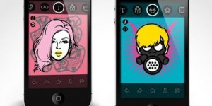 Turn Your Face into Cartoon With iMediaFace