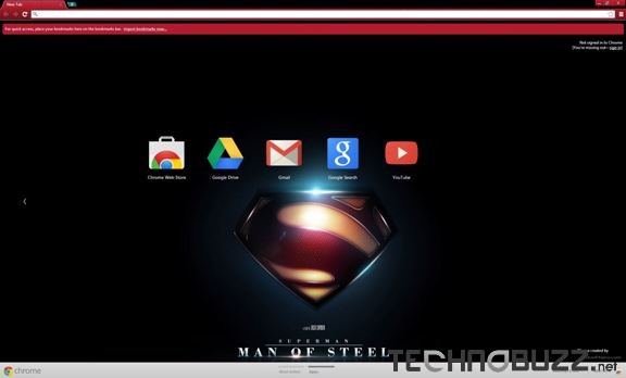 Man of Steel Theme