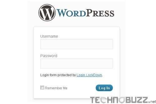 Protect your WordPress Login