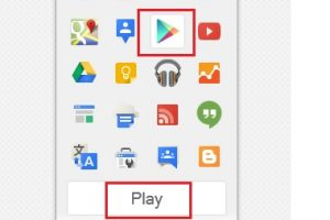 Gfox Google Shortcuts