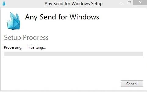 Install Any Send App
