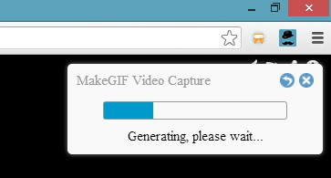MakeGif Generate Gif