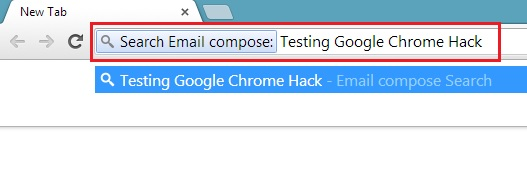 Google Chrome Hack