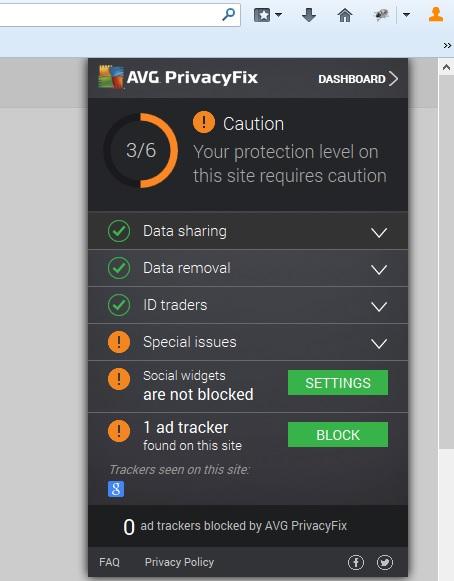 Privacy Fix
