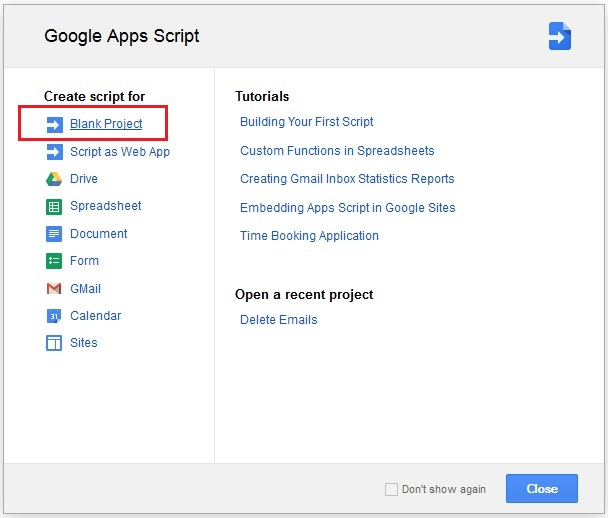 Google Script