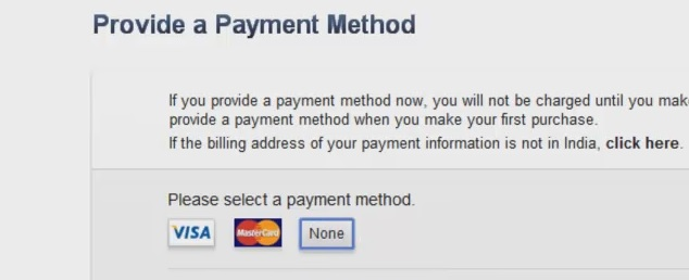 Itunes Payment Method