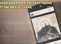 Download Android 4.4 KitKat Theme