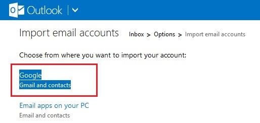 Select Google Importer