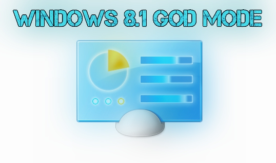 Windows God Mode