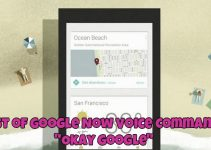 google-now-commads
