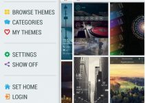 Android Custom Themes