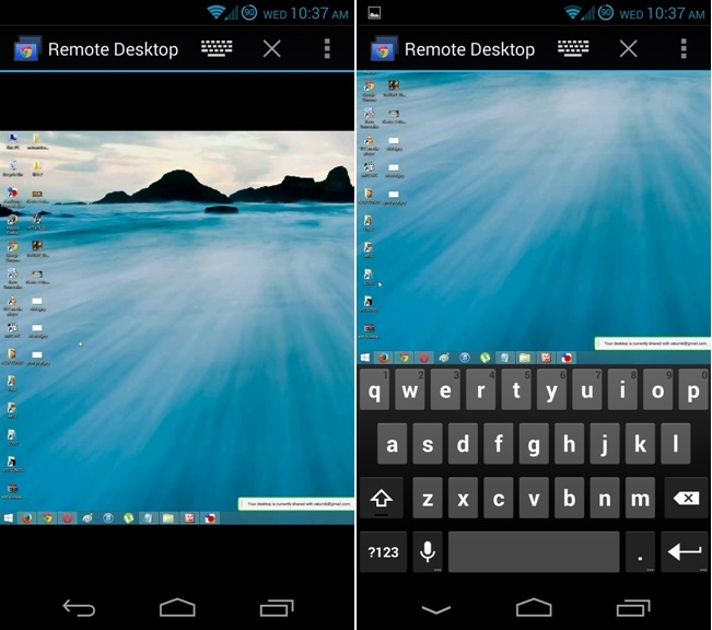 Remote-desktop-android-app