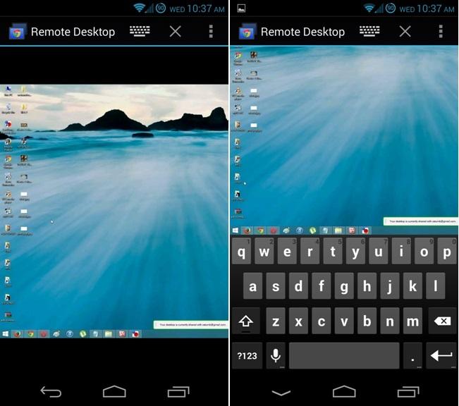 Remote-desktop-android-app