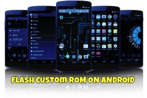 FlashCustomROM