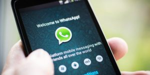 WhatsApp in Android Phone