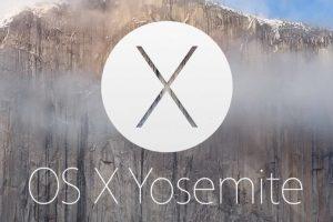 Make OS X Yosemite Bootable USB