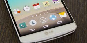 LG G3 Tip