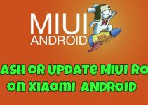 Flash or Update MIUI ROM on Xiaomi
