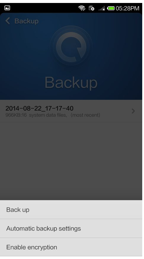 Restore-Mi3-Backup
