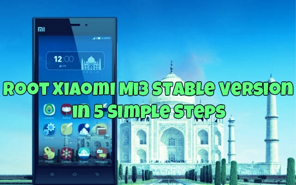 Xiaomi-Mi3-root