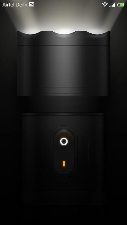 Xiaomi-mi3-torch