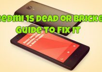 Redmi 1s Dead or Bricked - Guide to Fix it