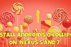 Android 5.0 Lollipop Preview